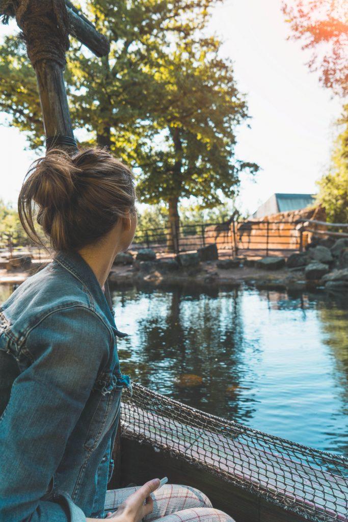 Hannover erlebnis zoo boat