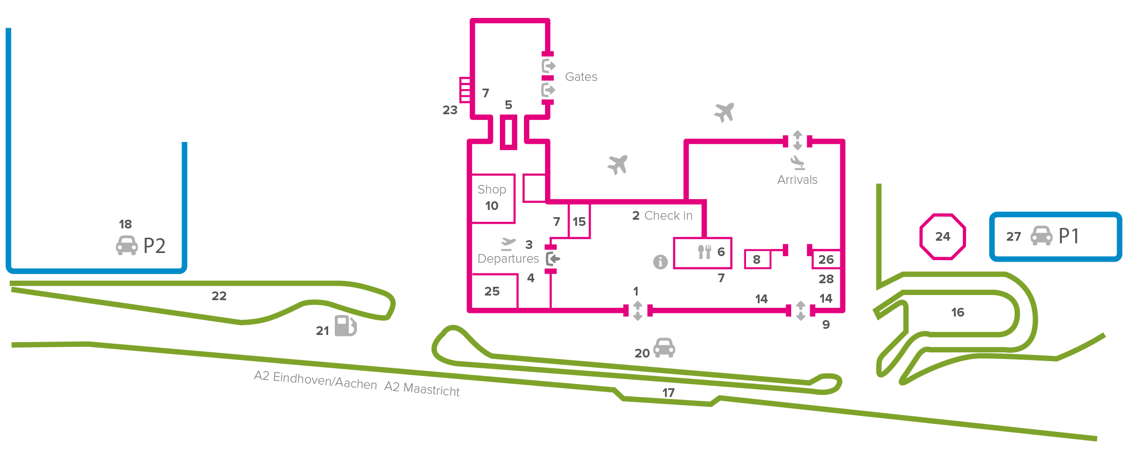 Maastricht Airport