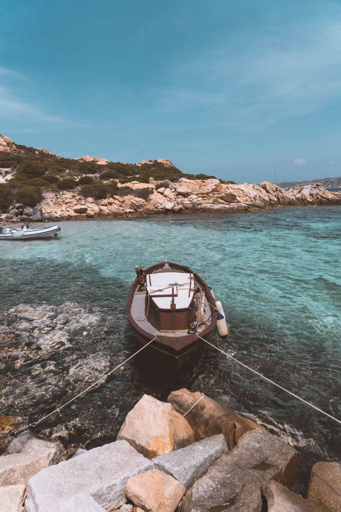 Maddalena archipel Spargi