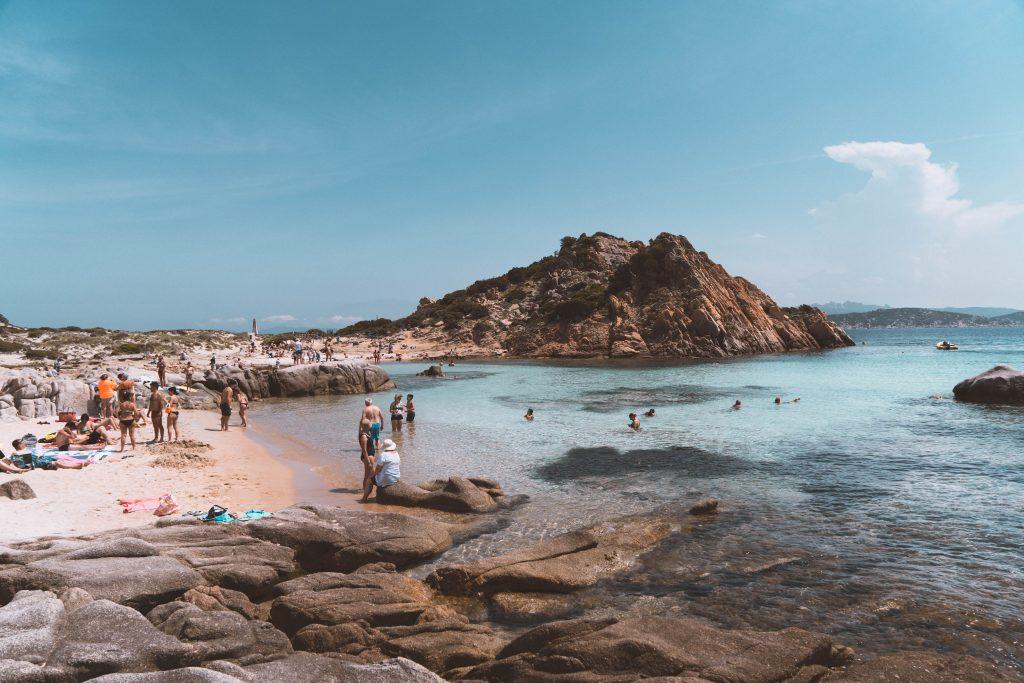 spargi Maddalena archipel