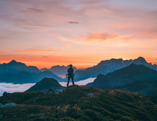 Saalbach sunrise hike