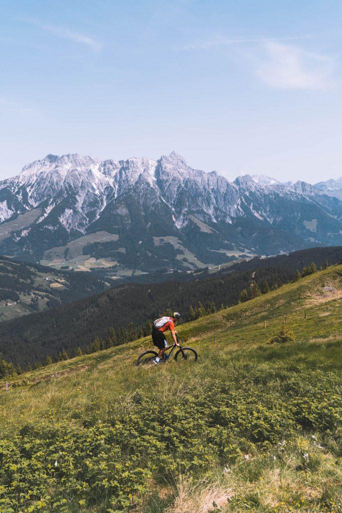 Saalbach Hinterglemm Mountainbike