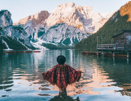 Dolomites Lago