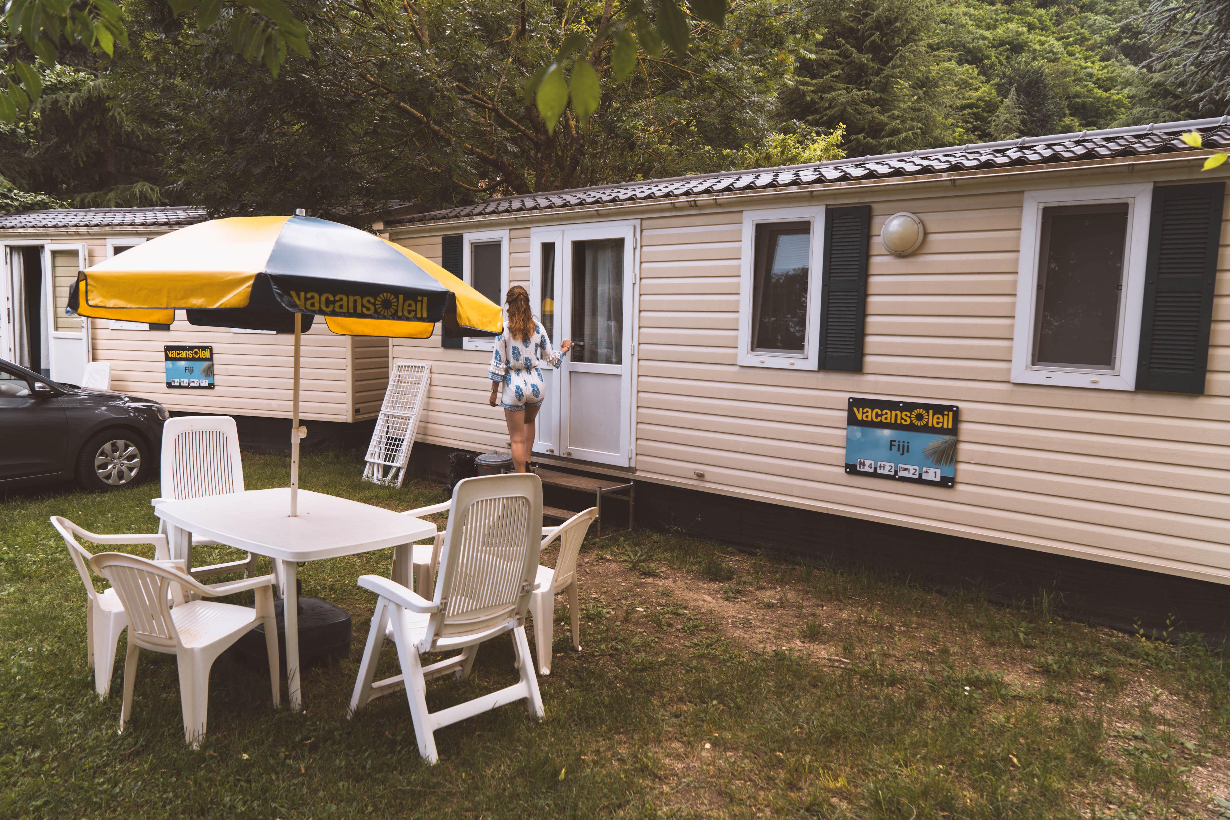 Dolomieten camping