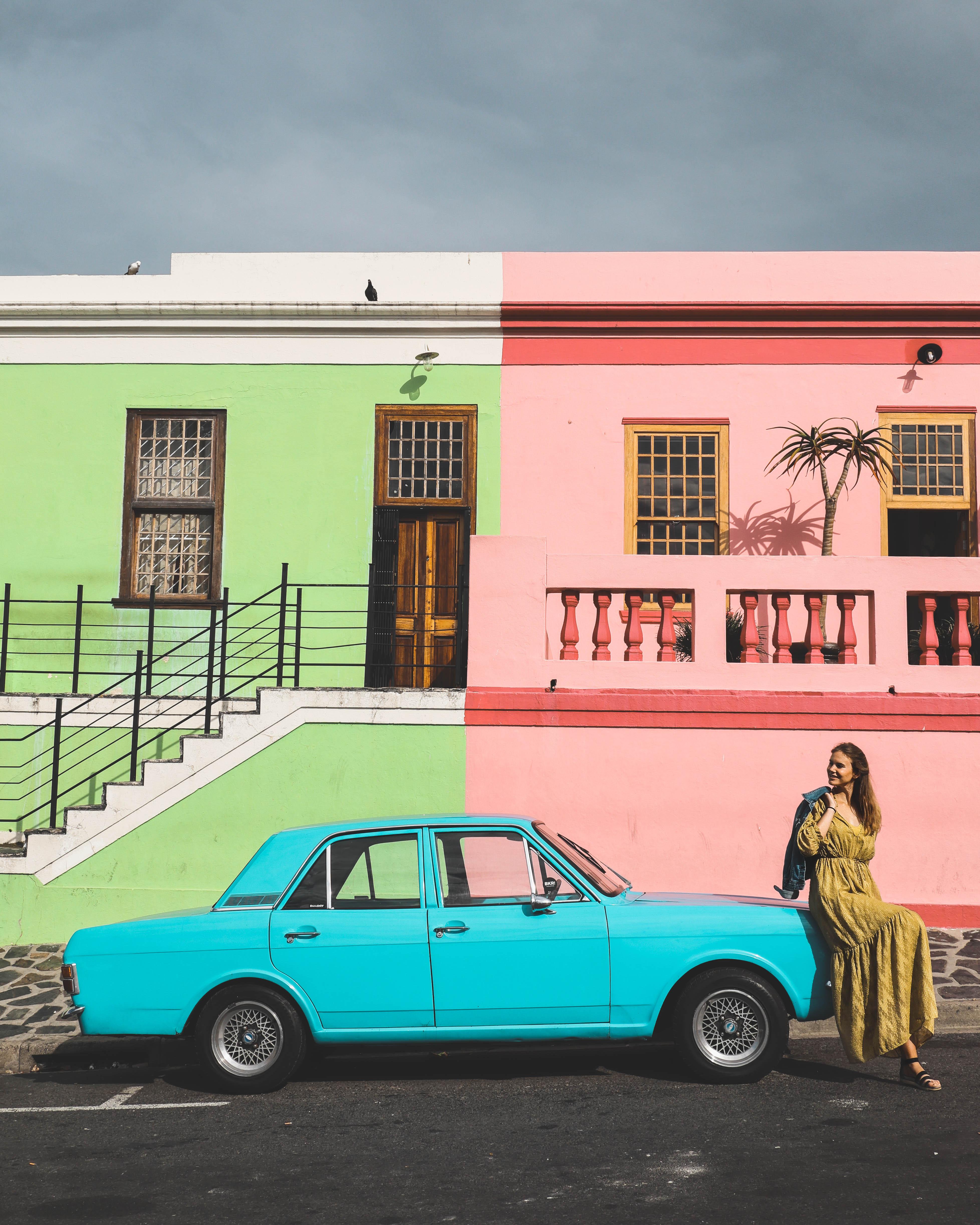 bezienswaardigheden Kaapstad