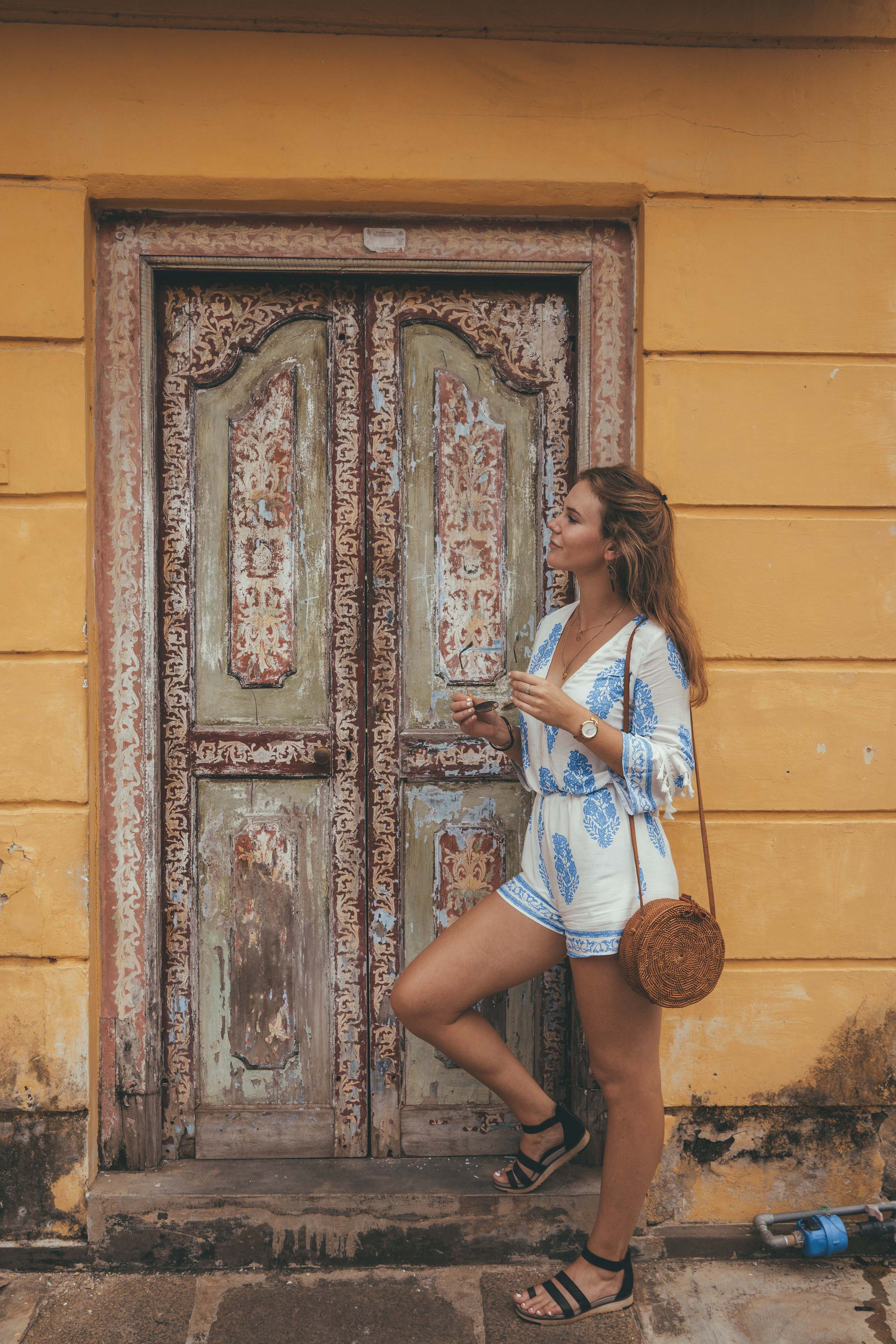 Sri Lanka streets