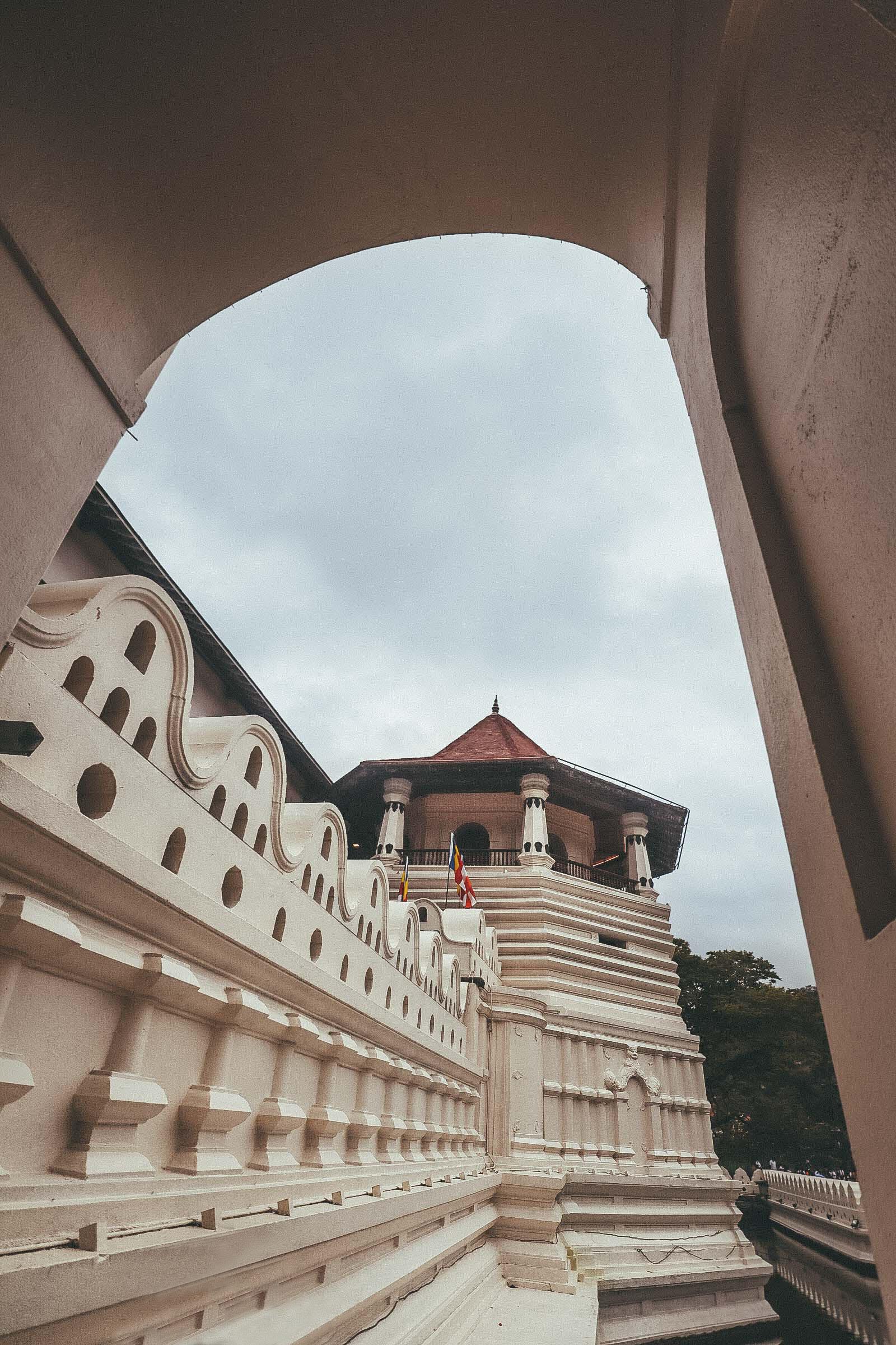 Bezienswaardigheden Kandy