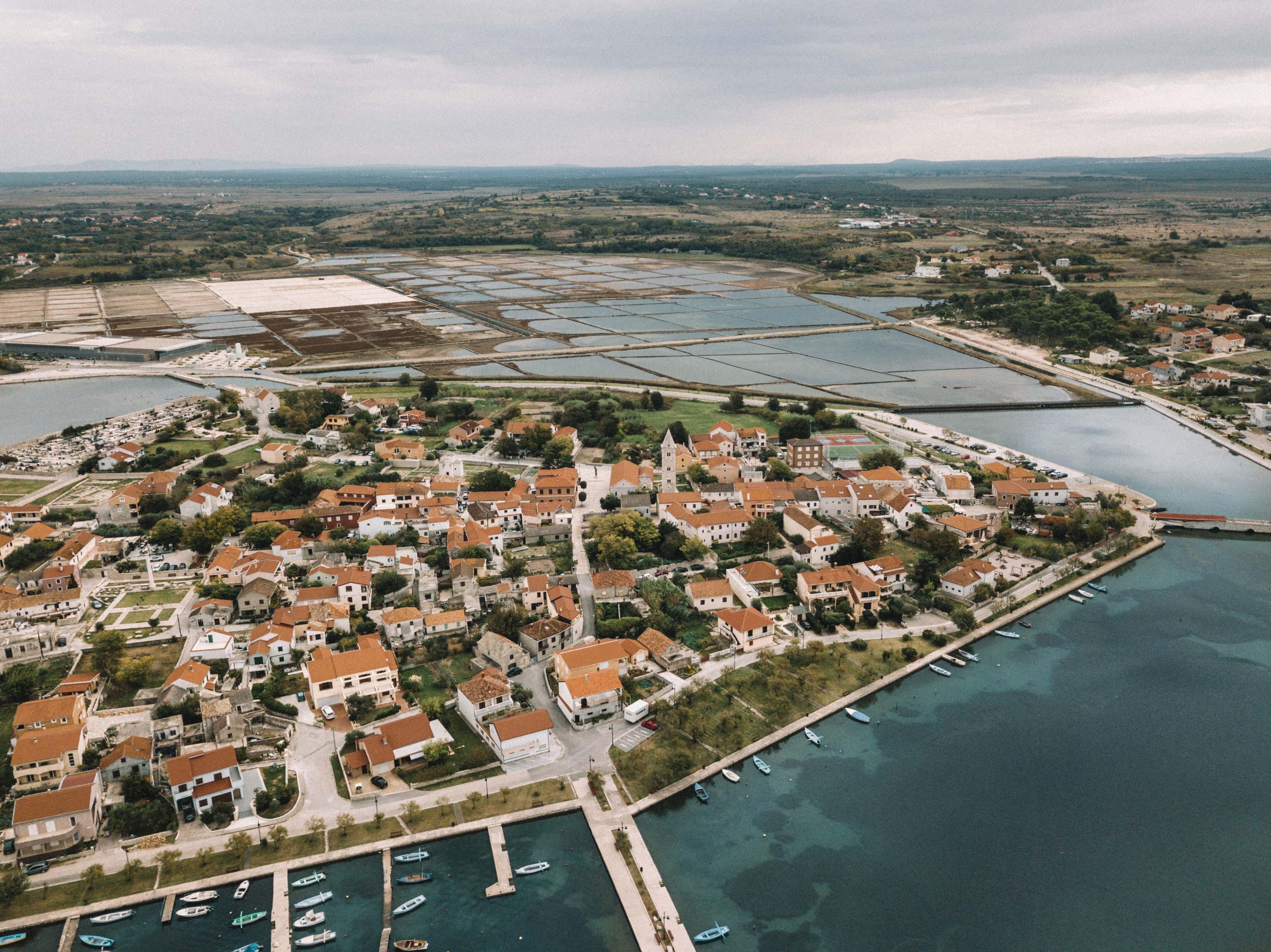 regio Zadar, Nin