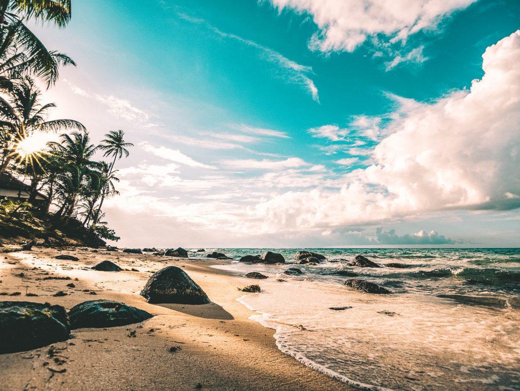 nusa bali beach