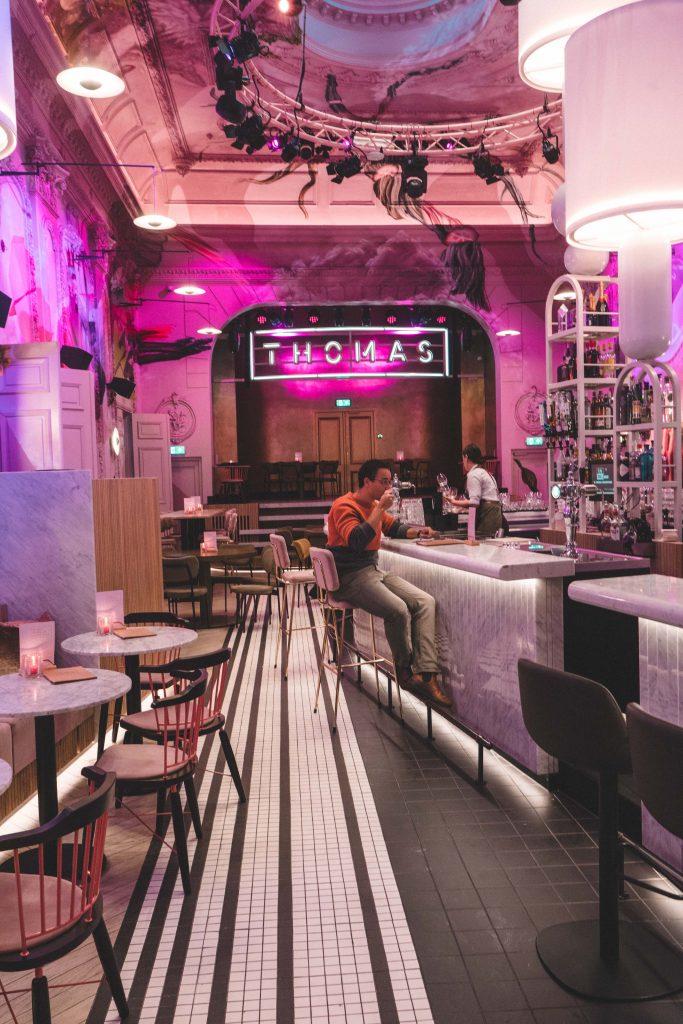 Thomas restaurant Eindhoven