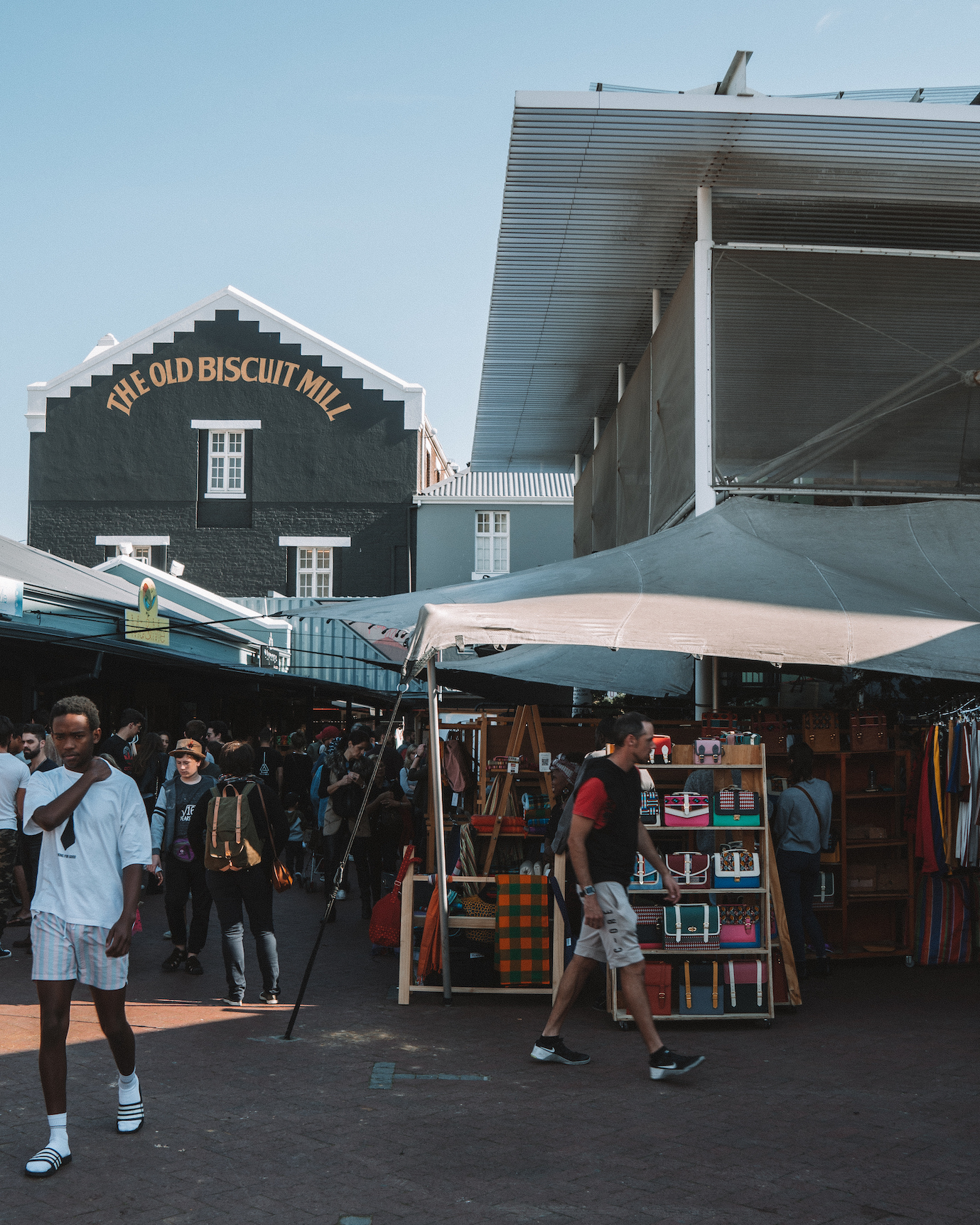 Hippe locaties Kaapstad