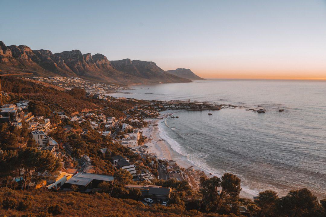Kaapstad The Rock