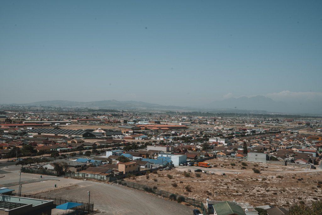 Kaapstad township