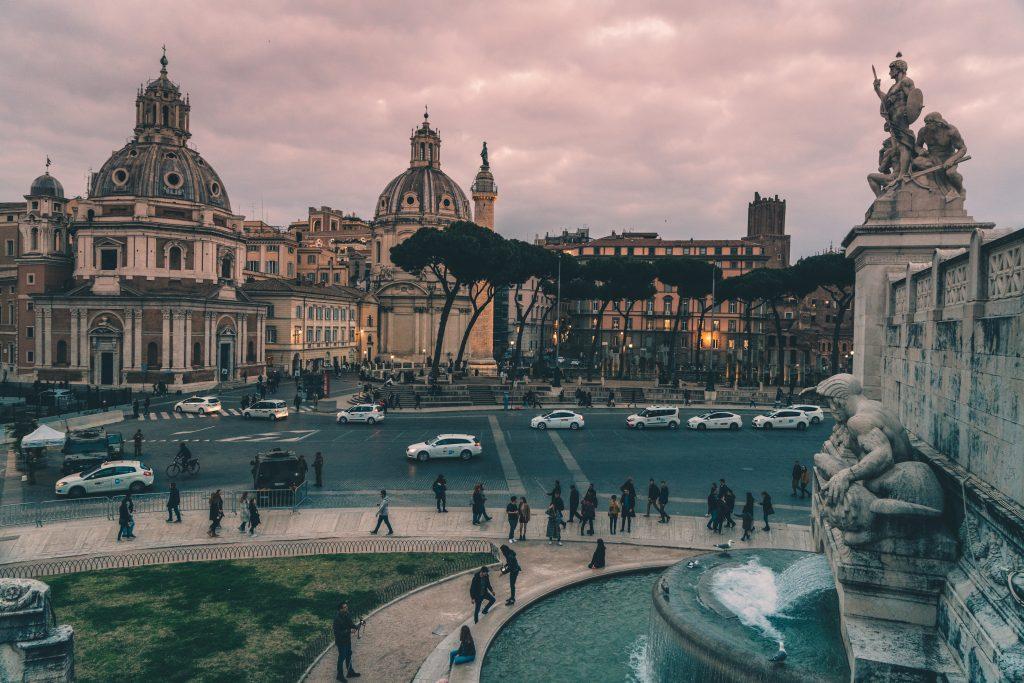 Rome hoogtepunten citytrip
