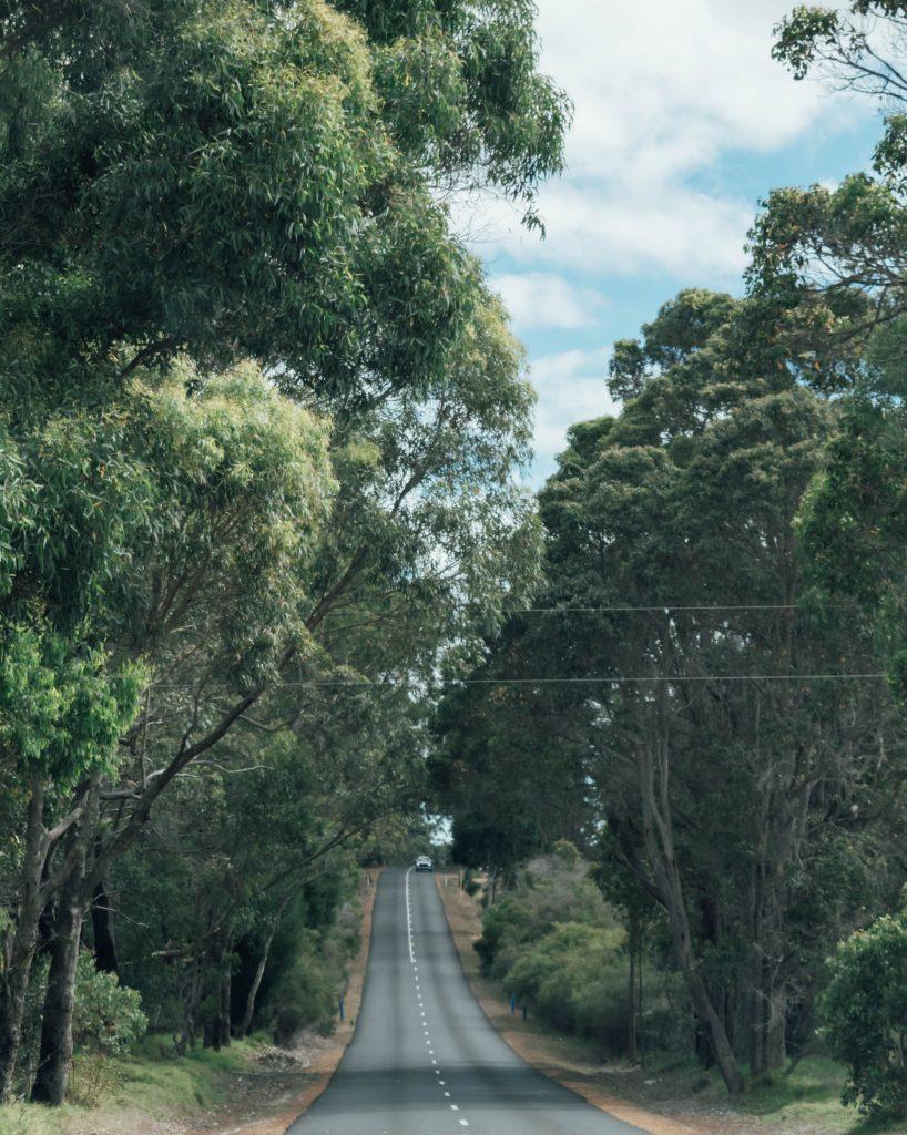 australia roads