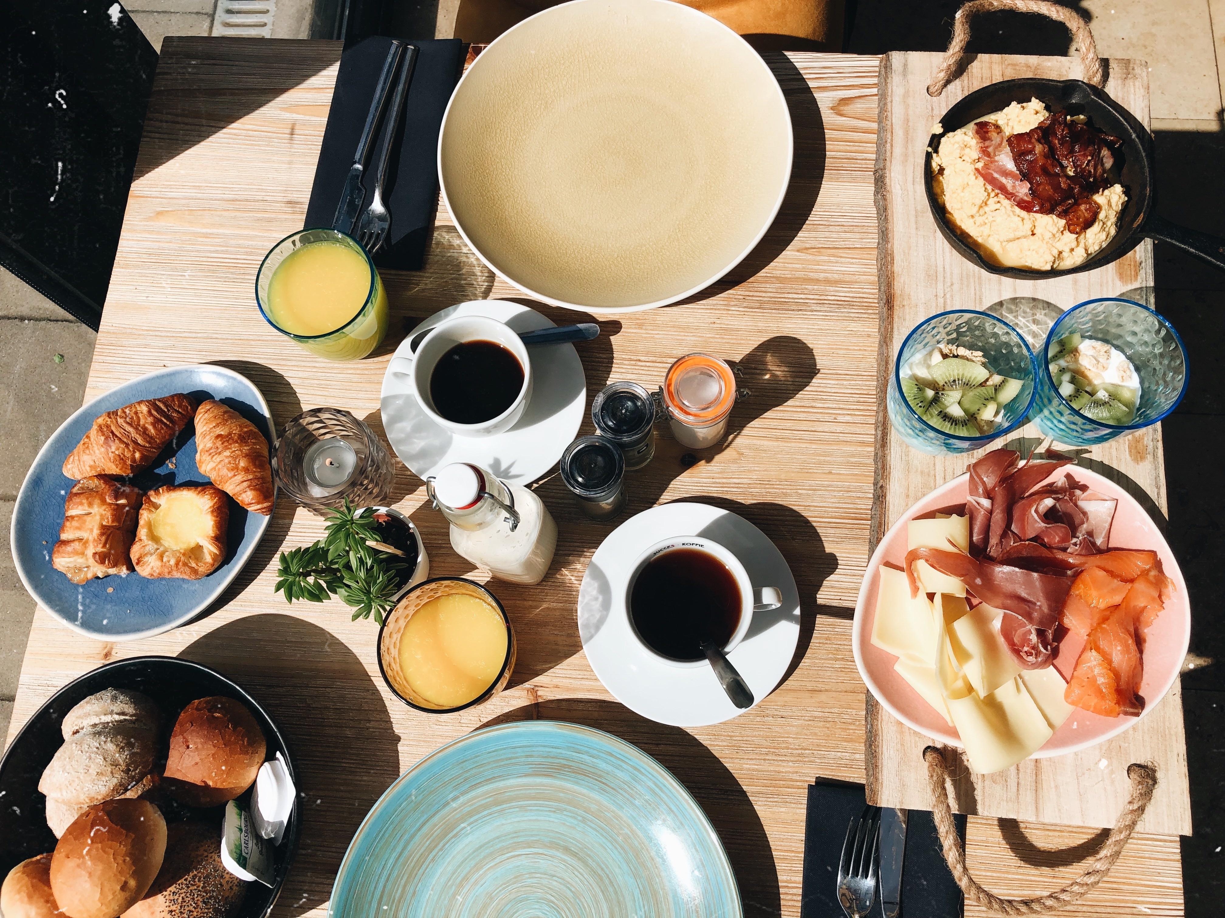 Ontbijten in Schoten