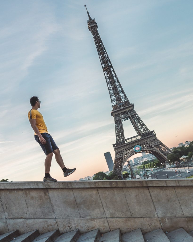 Instagram hotspots in Parijs