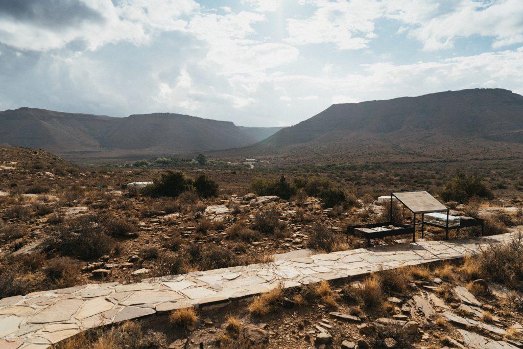 Karoo Zuid-Afrika