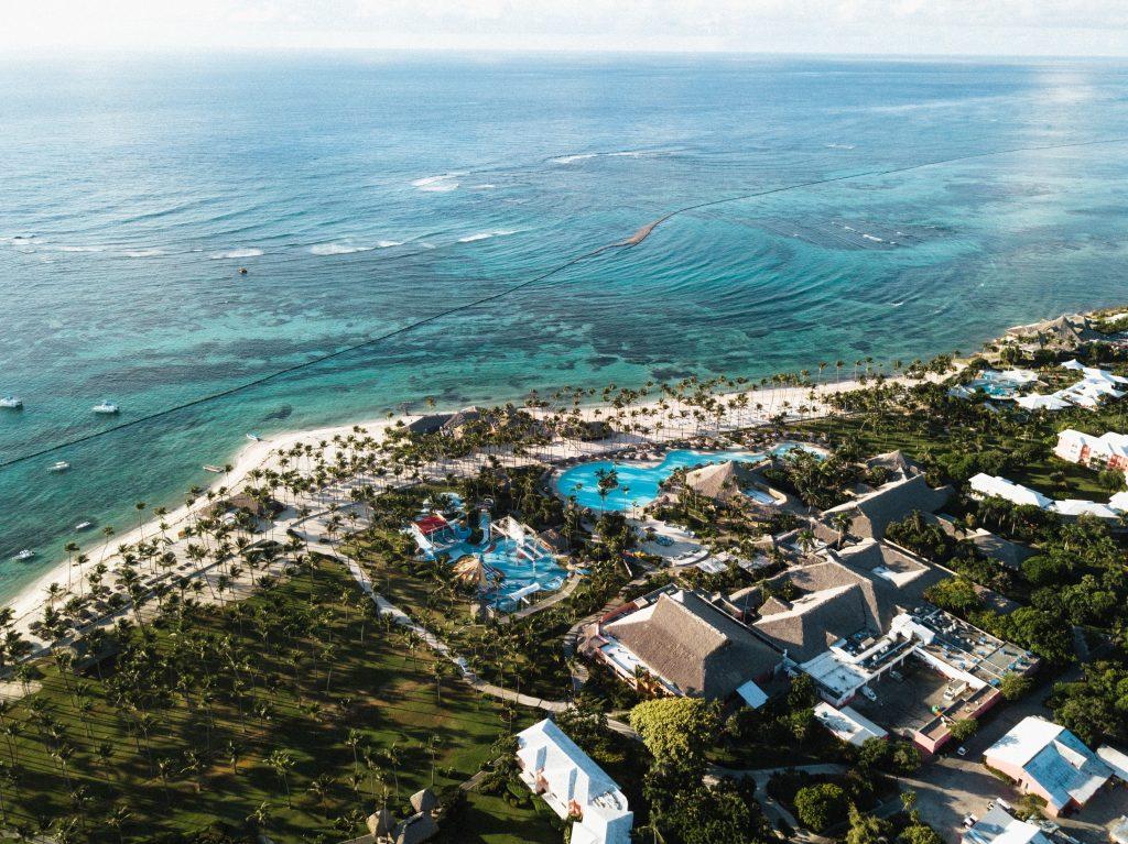 Het prachtige resort van Club Med