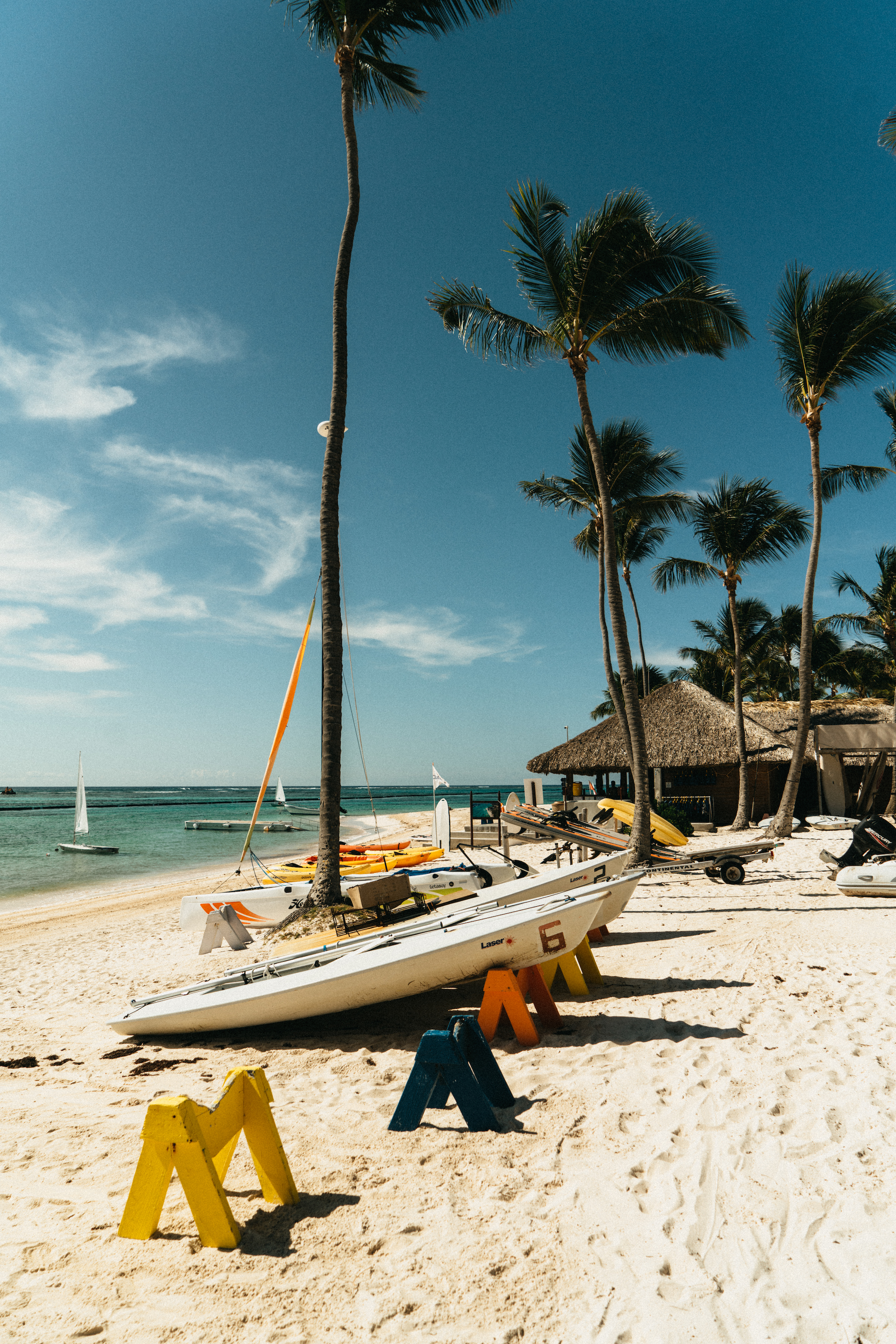 Club Med punta cana watersport