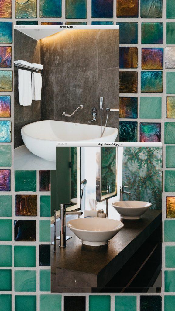 Zen Oasis Club Med bathroom