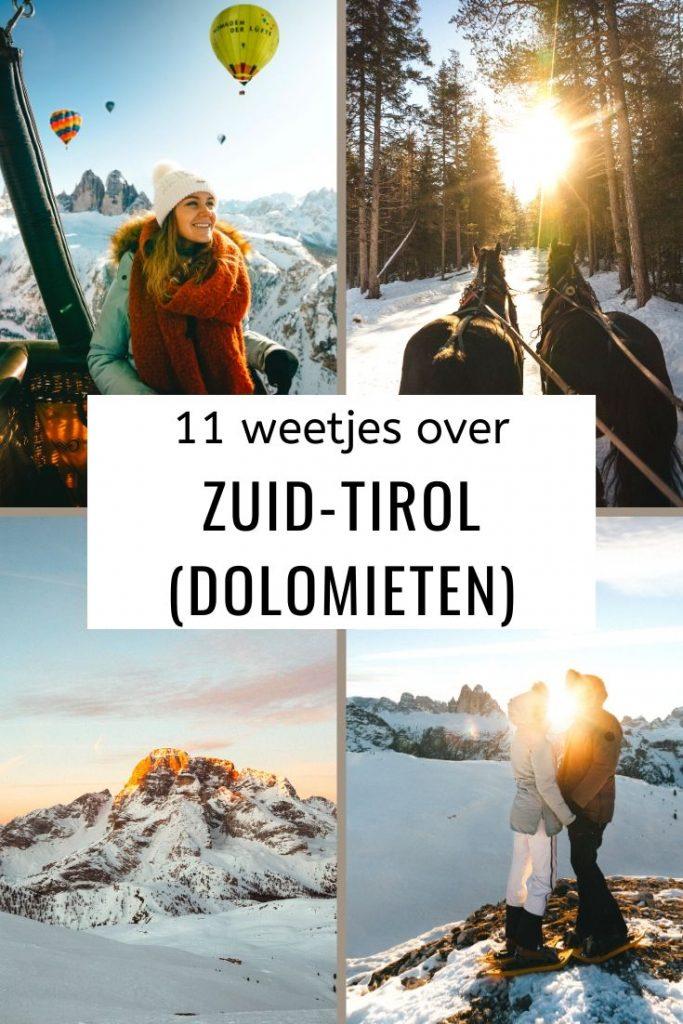 Zuid-Tirol Pinterest