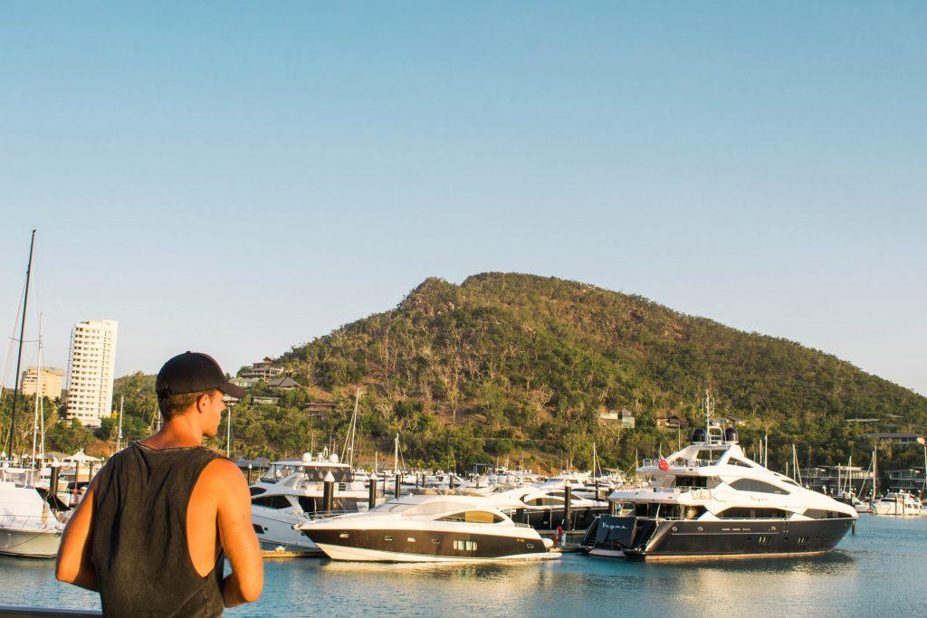 hamilton island yachts