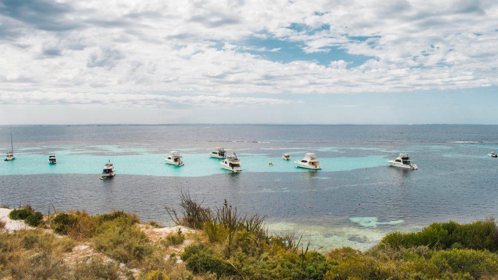 rottnest island boats