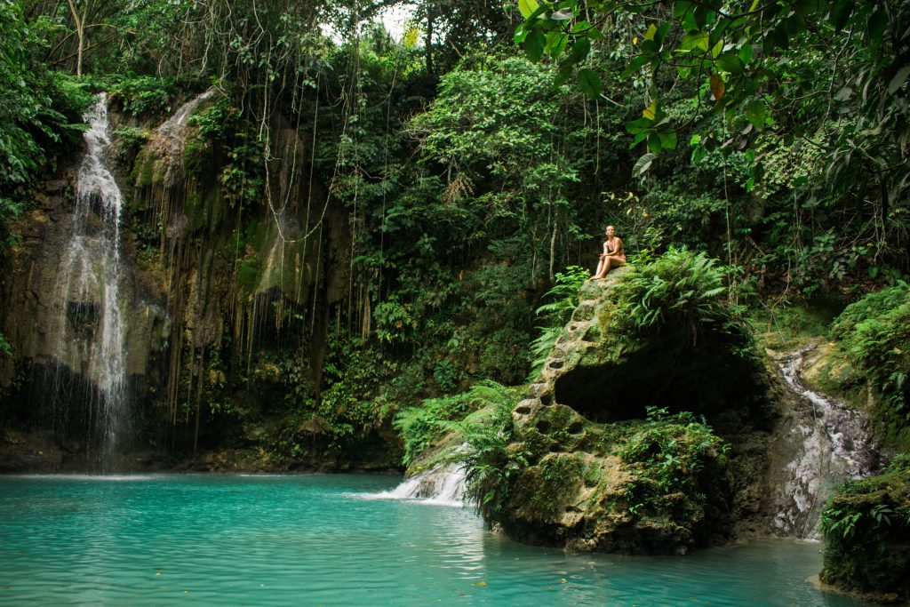 cebu waterval