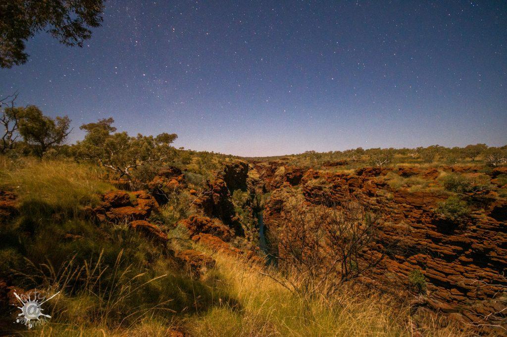 karijini national park stars