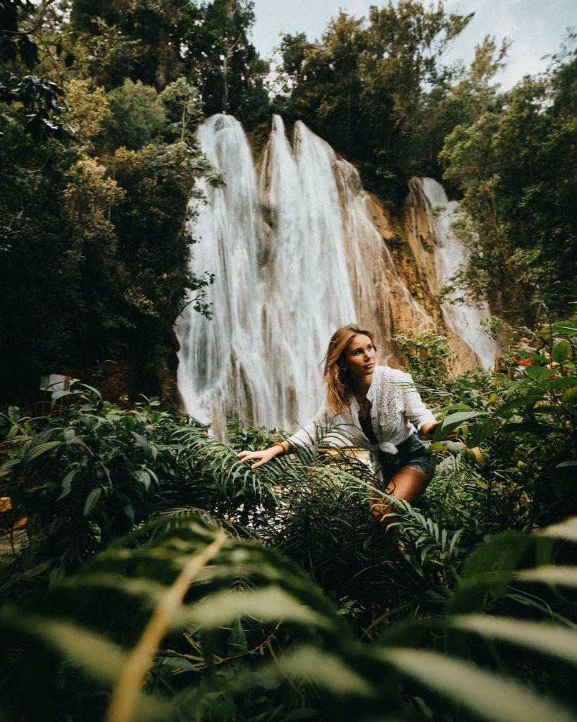 el limon waterfall Samana why to visit