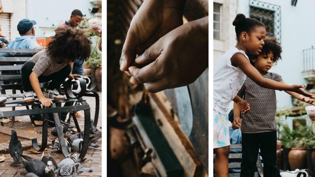 Dominicaanse Republiek lokale bevolking