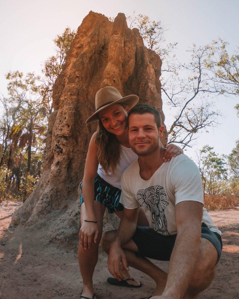 termites nest