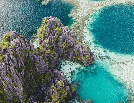 reisroute filipijnen siargao