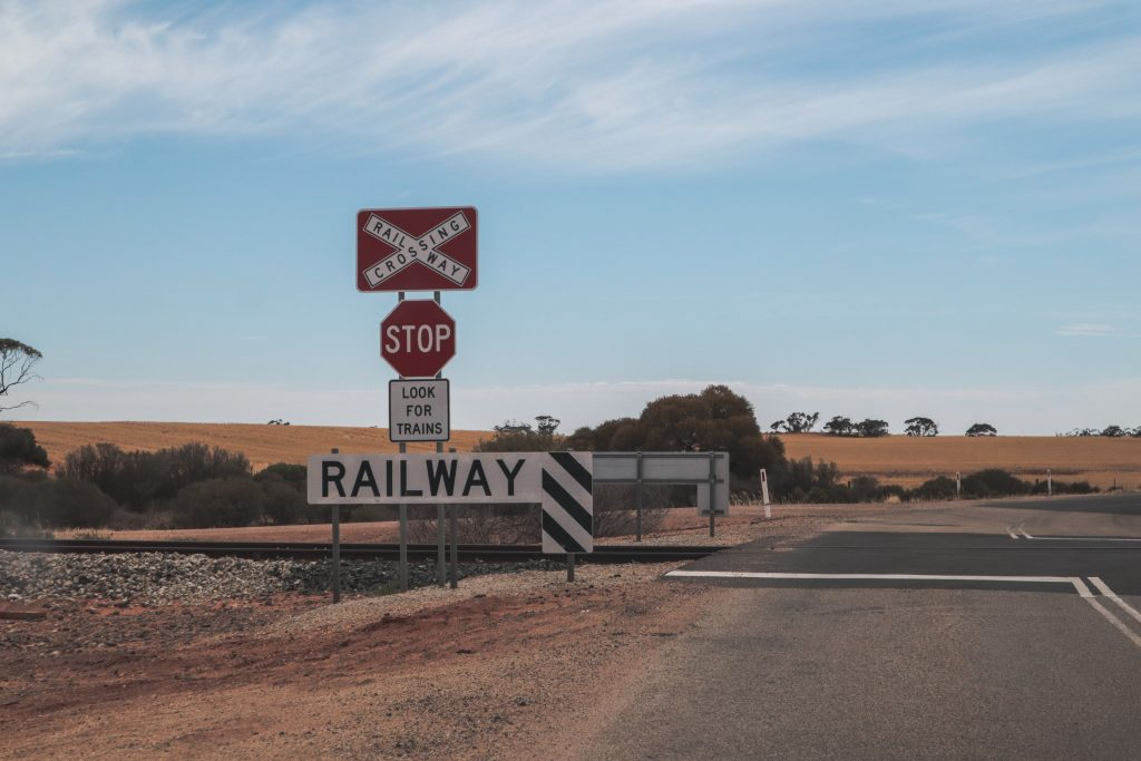 outback railway