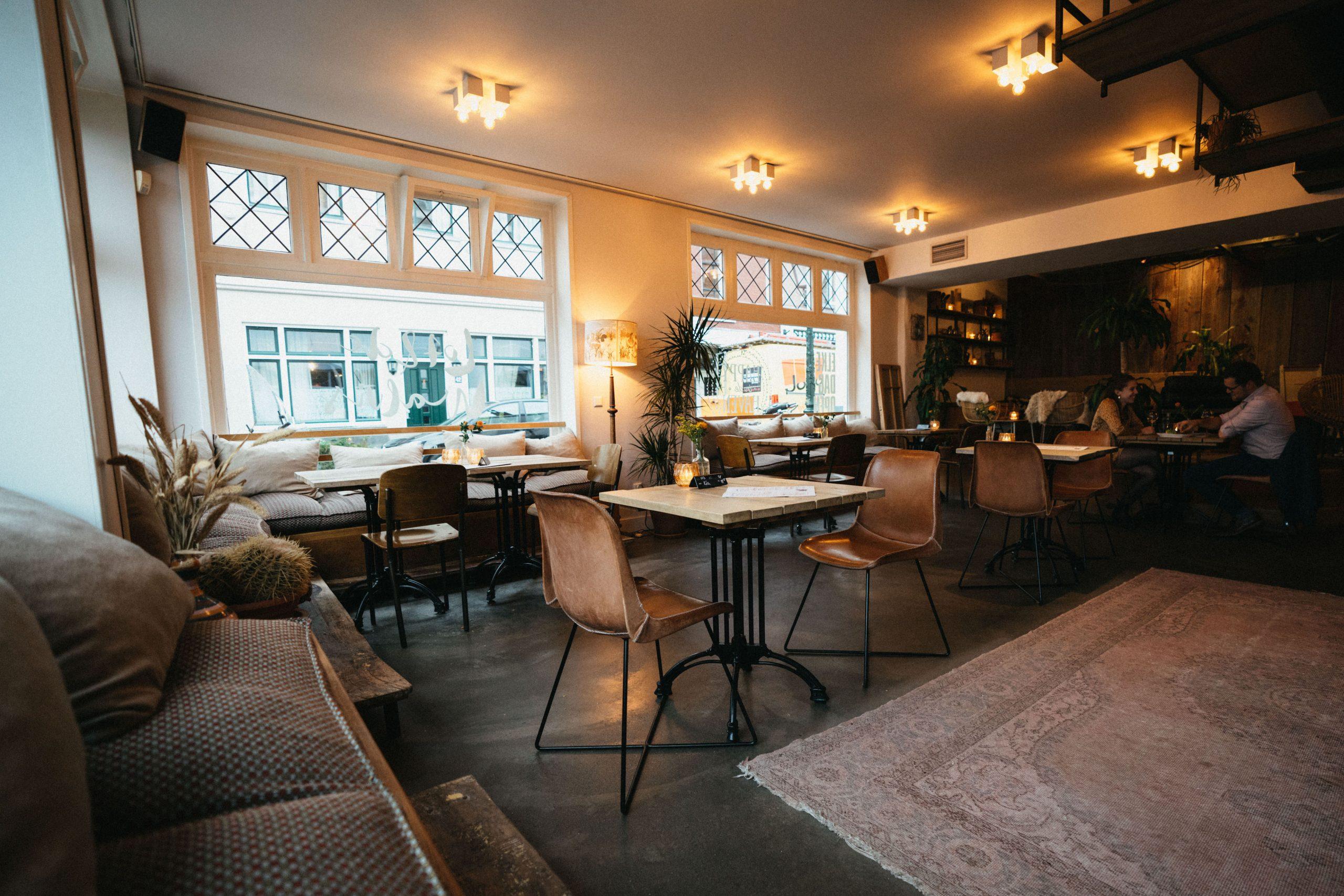 Bezienswaardigheden Leiden restaurant