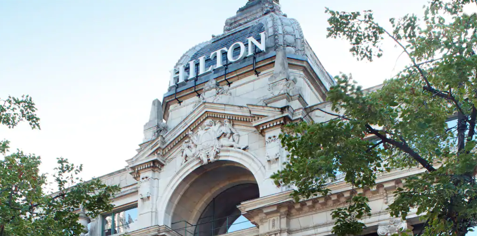 hilton old town
