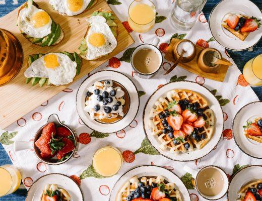 ontbijten in Leiden