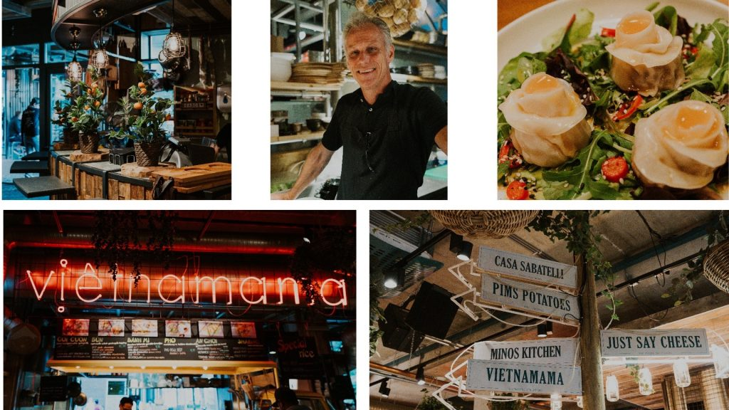Downtown Gourmet Market Eindhoven