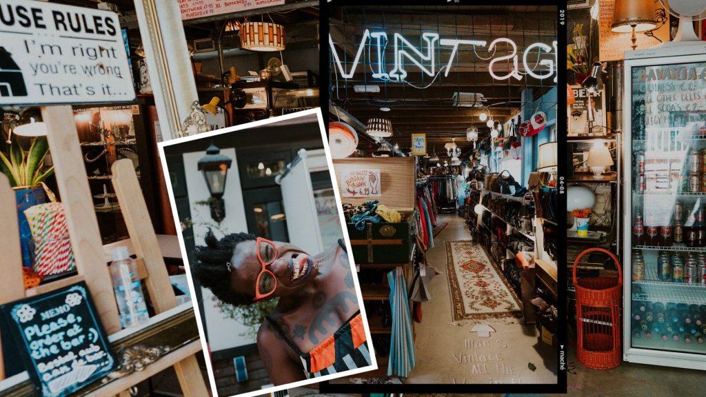Eindhoven vintage winkel