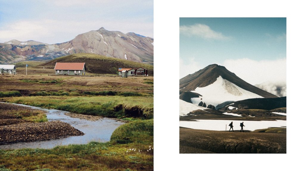 IJsland Laugavegur