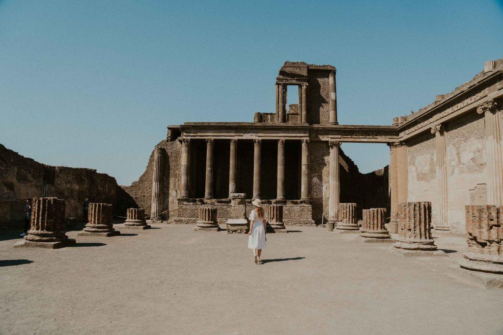 Een bezoek aan Pompeii