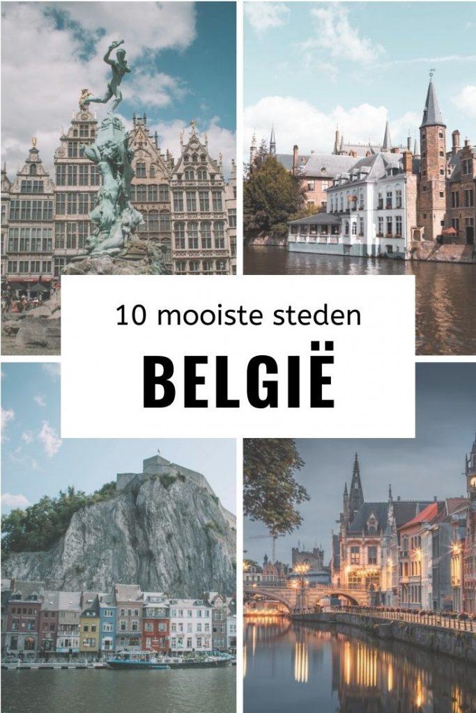 10 mooiste steden van belgie pinterest