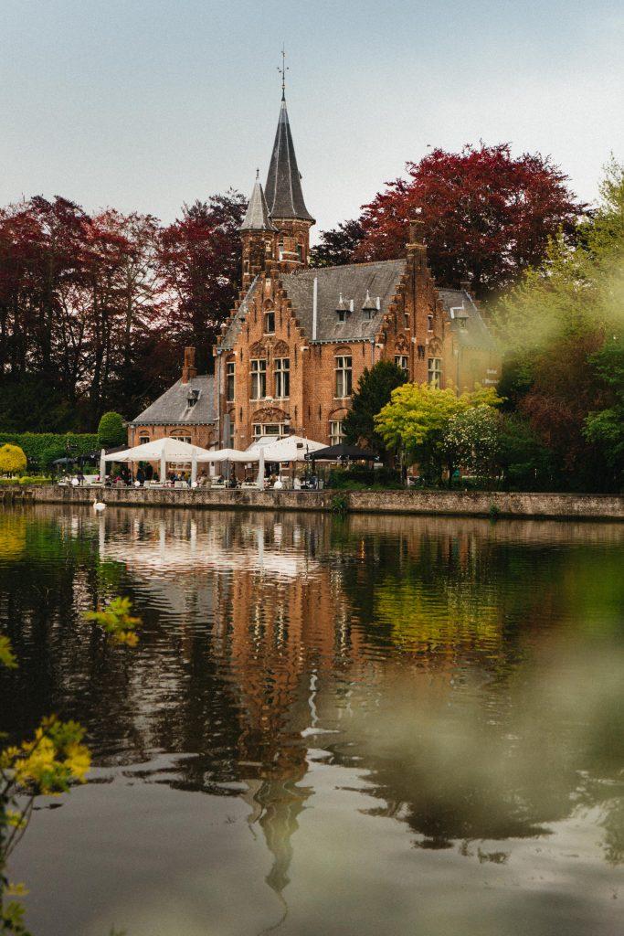Brugge Minnewater