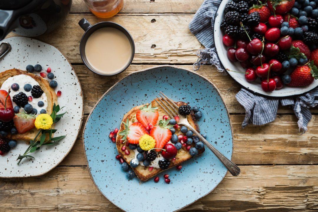 ontbijten in Brugge