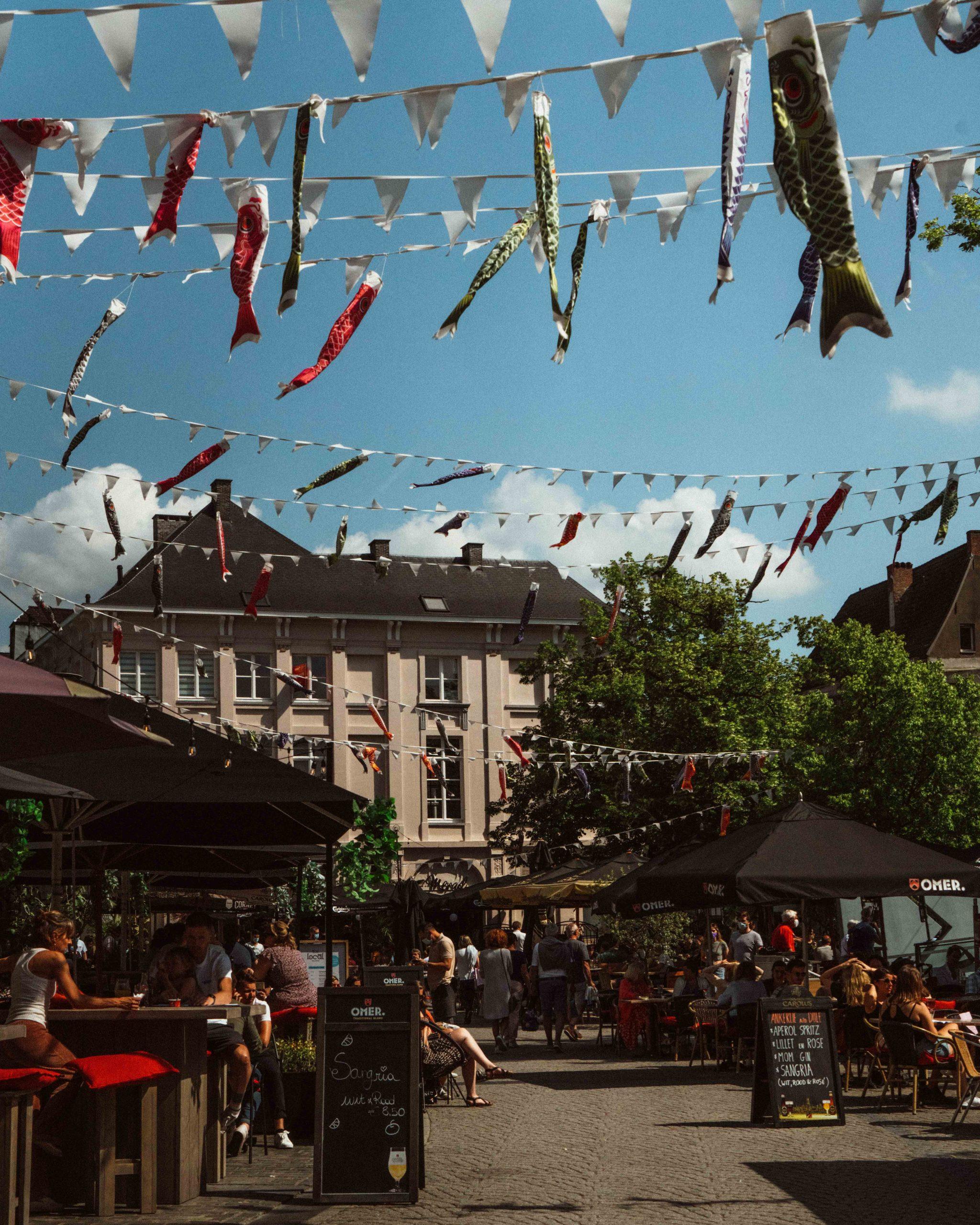 Vismarkt Mechelen