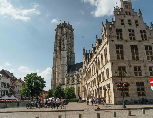 Mechelen hotspots