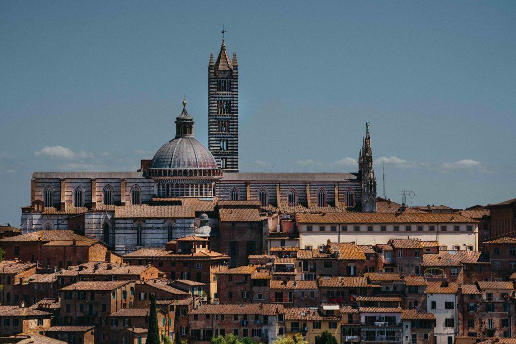 Siena toscane Italie
