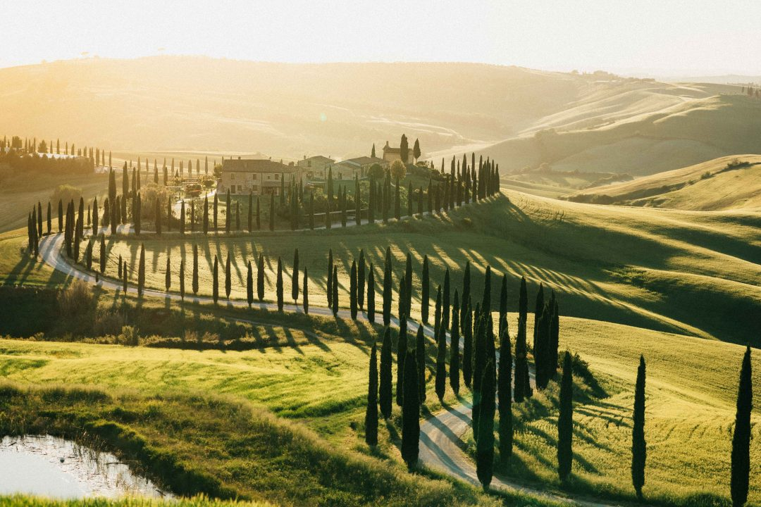 Toscane bezienswaardigheden