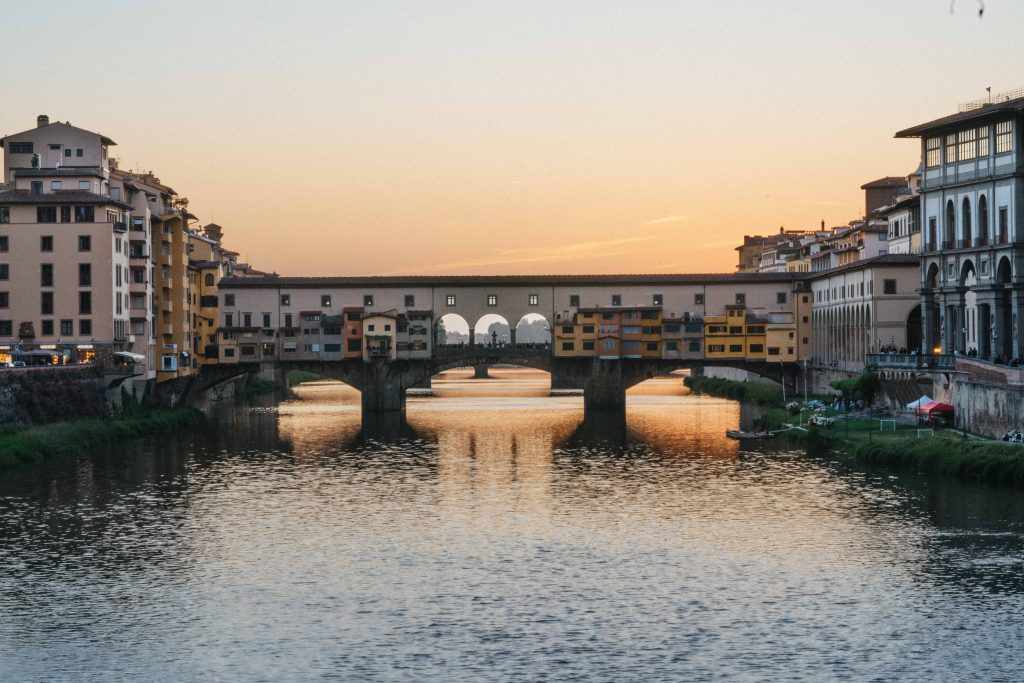 Firenze Italie De Ponte Vecchio